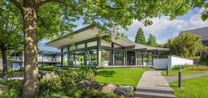 HUF Haus with Watson in Hartenfels