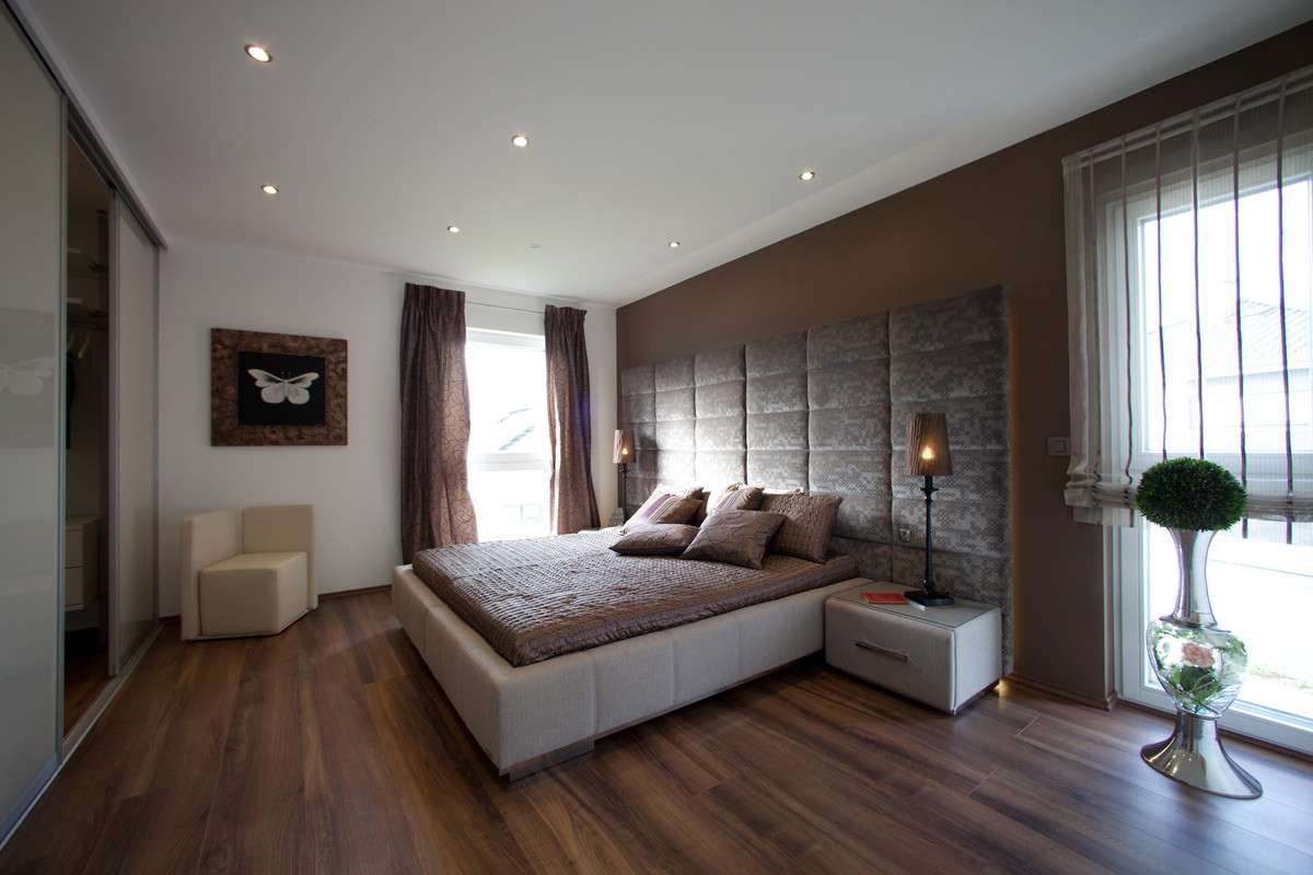 elk effizienzhaus 220 musterhaus in der fertighauswelt k ln. Black Bedroom Furniture Sets. Home Design Ideas