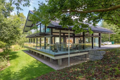 Musterhaus ART 6 in Weybridge bei London - GB