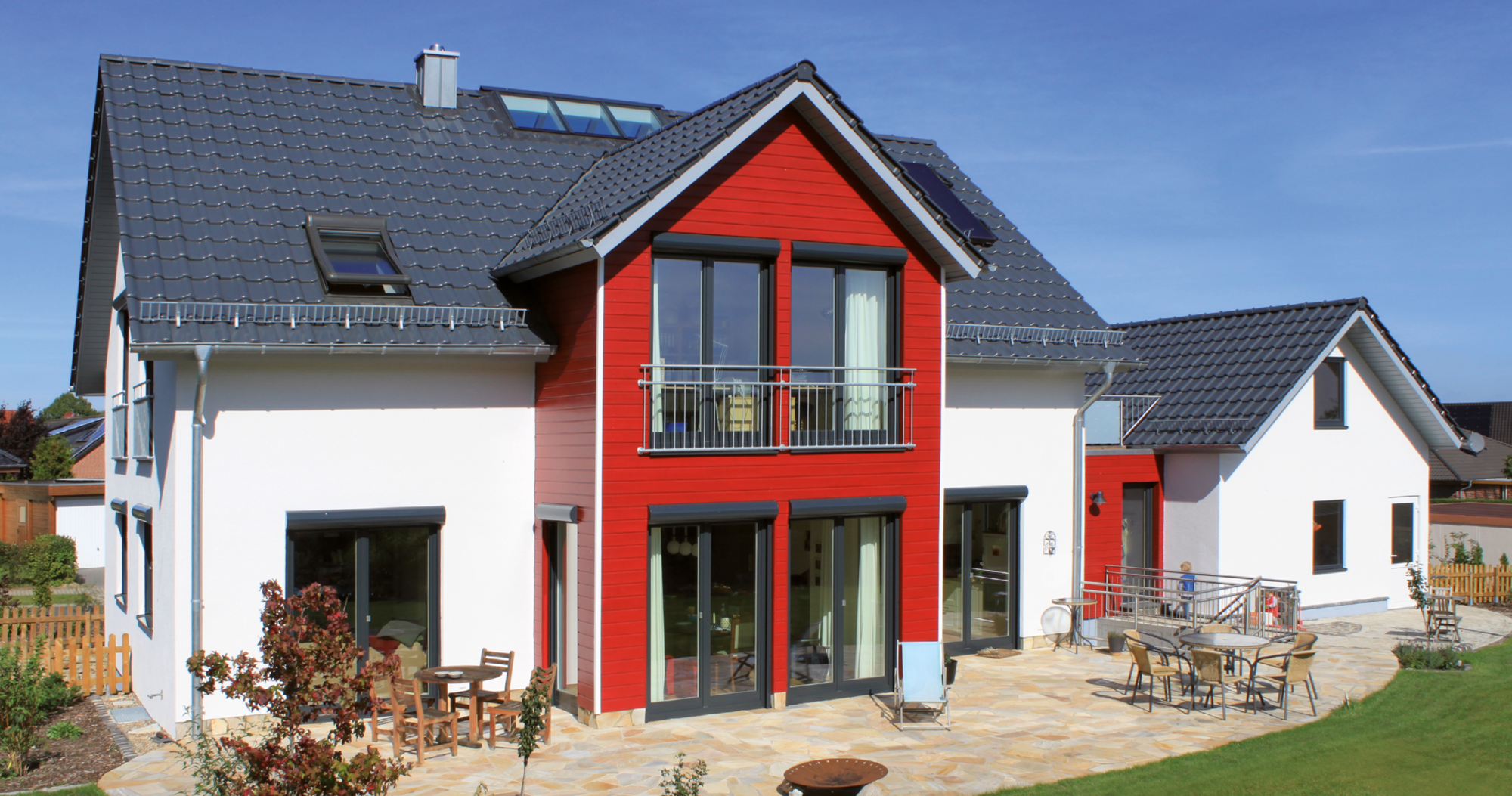 Isowoodhaus ein gro z giges familienhaus in for Familienhaus berlin
